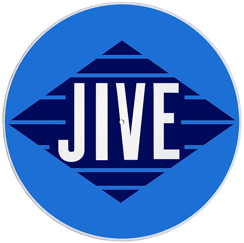 Jive Records Slipmats - Double Pack (2 Units)
