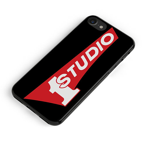 Studio 1 Records iPhone Case