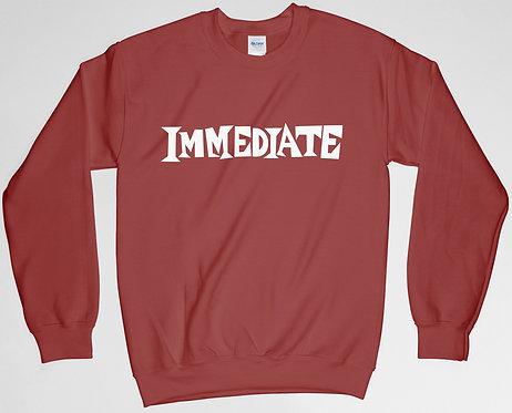 Immediate Records Sweatshirt