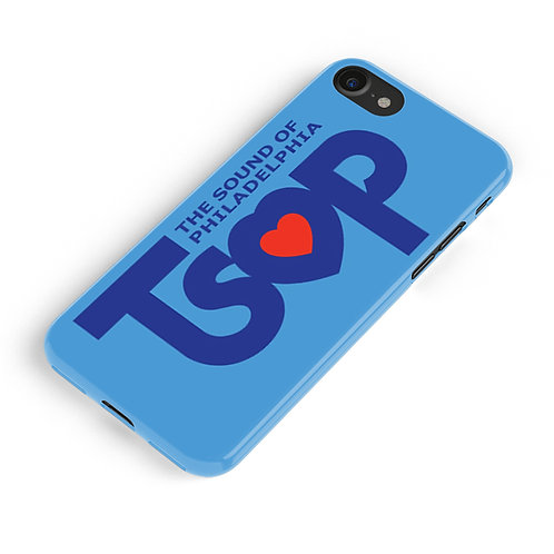 TSOP Sound Of Philadelphia Records iPhone Case