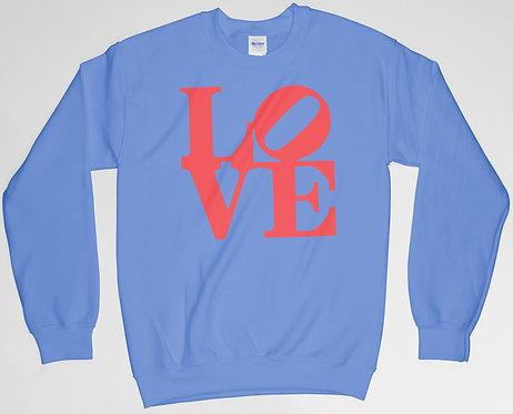 Philadelphia LOVE Sweatshirt
