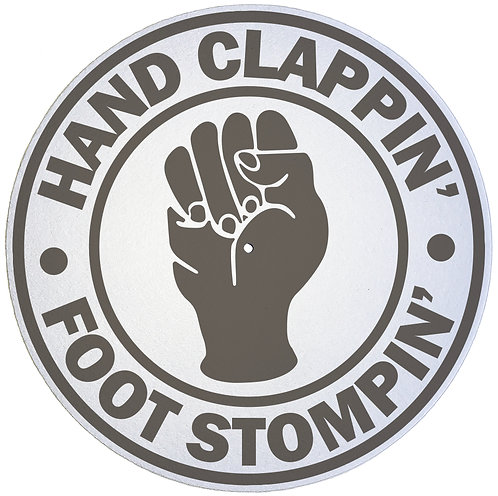 Hand Clappin' Foot Stompin' Slipmats - Double Pack (2 Units)