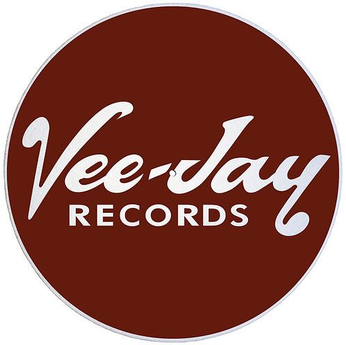 Vee-Jay Records Slipmats - Double Pack (2 Units)