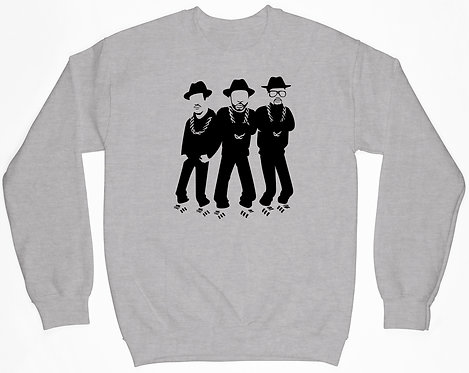 "Run DMC ""Dope Ropes"" Sweatshirt"