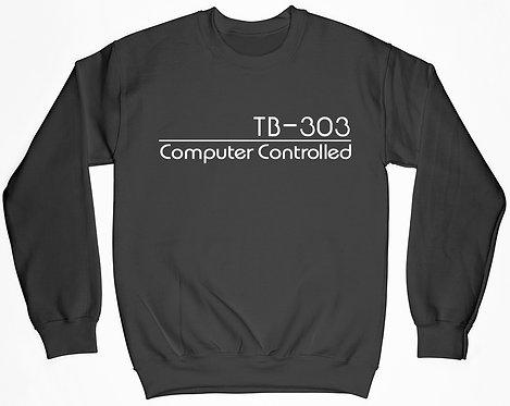 TB-303 Computer Controlled Sweatshirt
