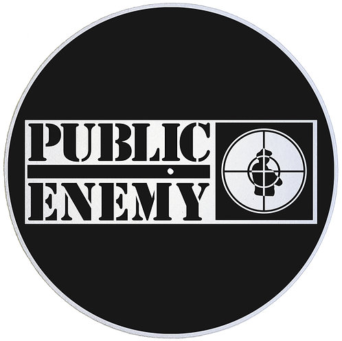 Public Enemy Slipmats - Double Pack (2 Units)