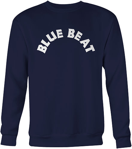 Blue Beat Sweatshirt