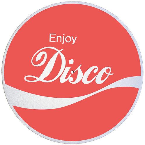Enjoy Disco Slipmats - Double Pack (2 Units)