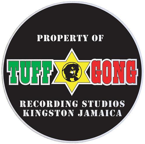 "Tuff Gong Slipmats Double Pack (2 x 7"")"
