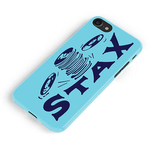 Stax Of Wax iPhone Case