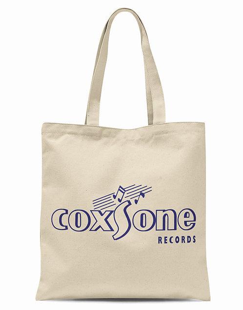 Coxsone Records Organic Cotton Tote Shopper Bag