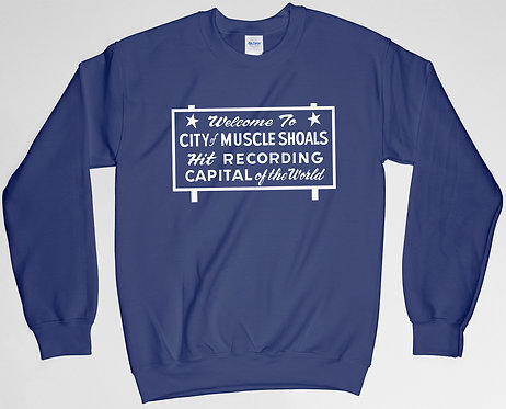 Muscle Shoals Sweatshirt