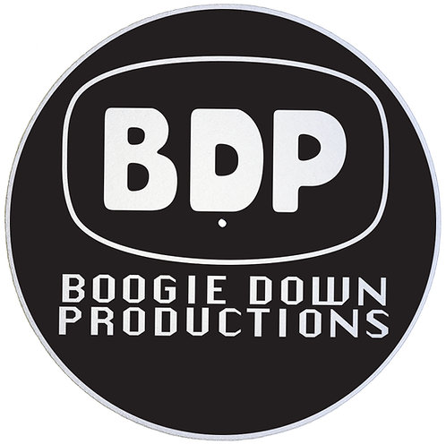 Boogie Down Productions Slipmats - Double Pack (2 Units)