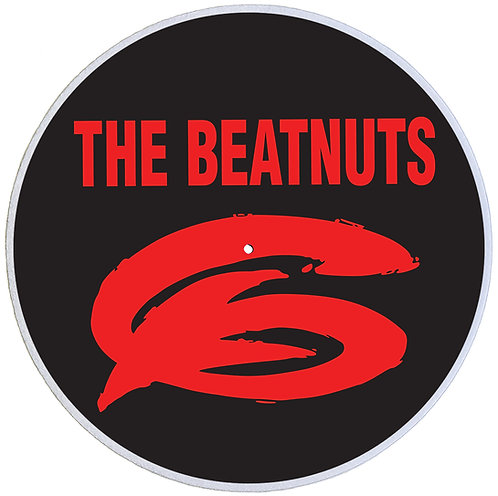 The Beatnuts Slipmats - Double Pack (2 Units)