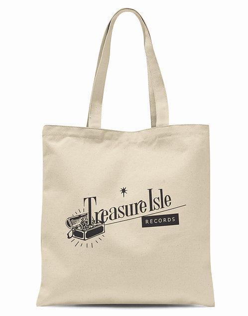 Treasure Isle Records Organic Cotton Tote Shopper Bag