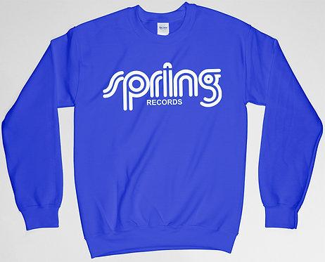 Spring Records Sweatshirt