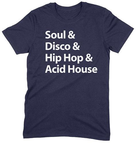 Soul Disco Hip Hop T-Shirt