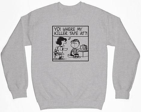 Killer Tape Sweatshirt
