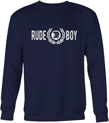 Rudeboy Wreath Sweatshirt