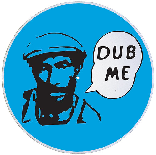 Dub Me Slipmats - Double Pack (2 Units)