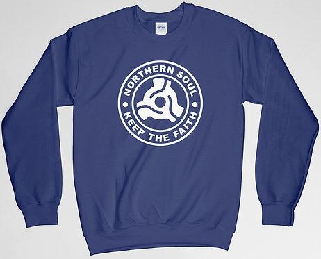 Keep The Faith Adaptor Sweatshirt
