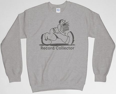 Record Collector Sweatshirt