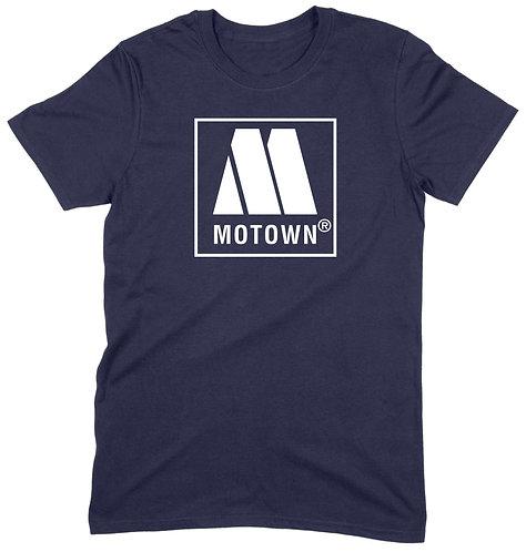 Motown T-Shirt - XL / NAVY BLUE / ORGANIC STANDARD WEIGHT