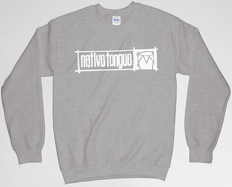 Native Tongue Sweatshirt