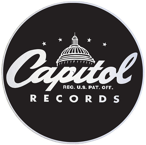 Capitol Records Slipmats - Double Pack (2 Units)