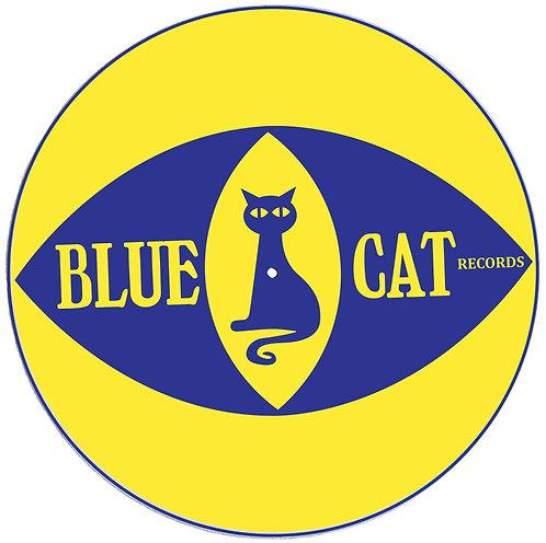 Blue Cat Eye Slipmats - Double Pack (2 Units)