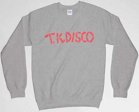 TK Disco Records Sweatshirt