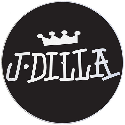 "J Dilla Slipmats Double Pack (2 x 7"")"