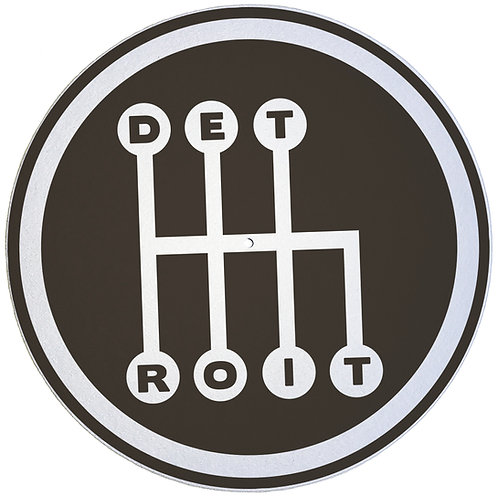 Detroit Gears Slipmats - Double Pack (2 Units)