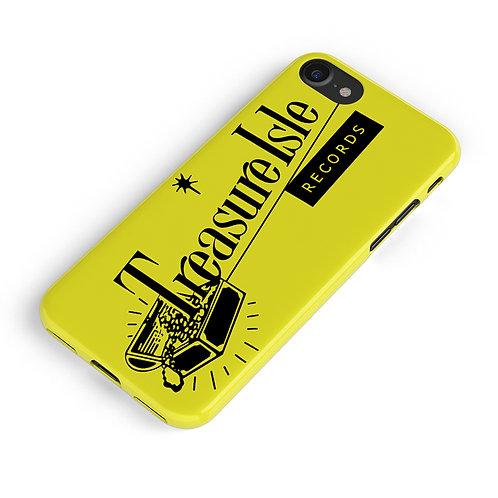 Treasure Isle Records iPhone Case