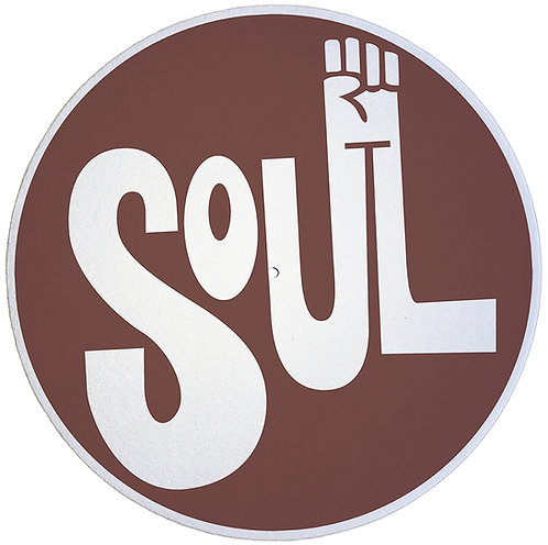 "Soul Hand Slipmats Double Pack (2 x 7"")"