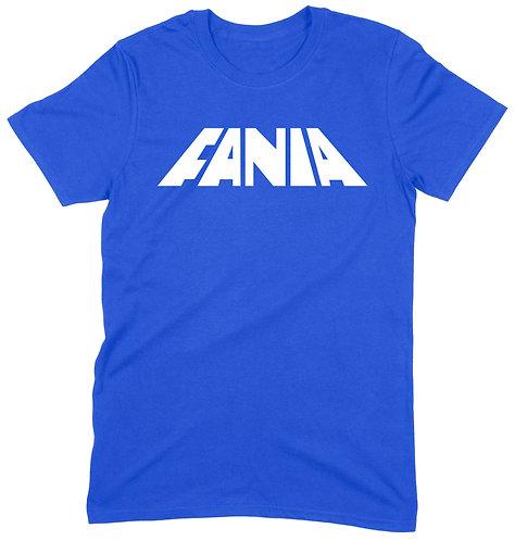 Fania T-Shirt - LARGE / ROYAL BLUE / ORGANIC STANDARD