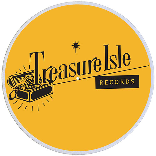 Treasure Isle Records Slipmats - Double Pack (2 Units)