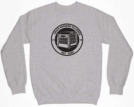 Crate Diggers Alliance Sweatshirt