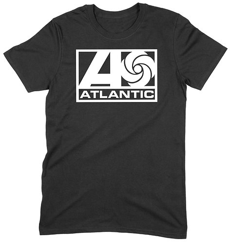 Atlantic T-Shirt - 3XL / BLACK / STANDARD WEIGHT