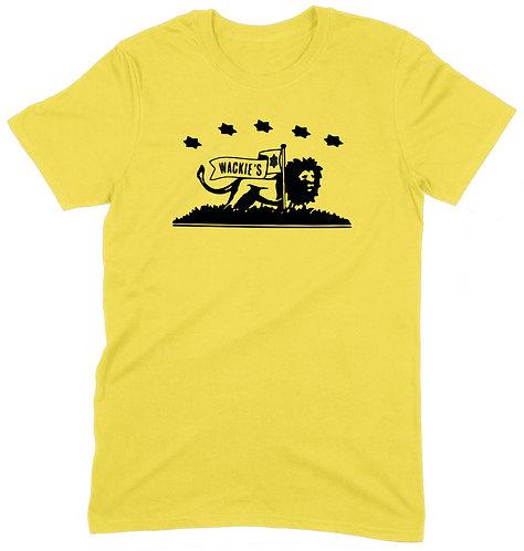 Wackies T-Shirt - XXL / YELLOW / STANDARD WEIGHT