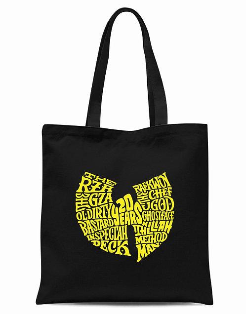Wu Tang 20 Tote Bag