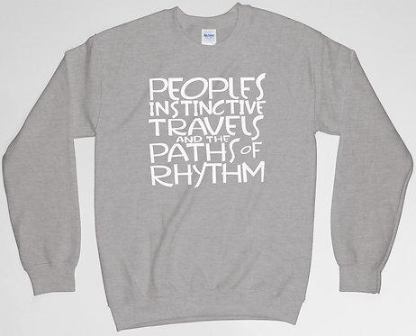 People's Instinctive Travels Sweatshirt