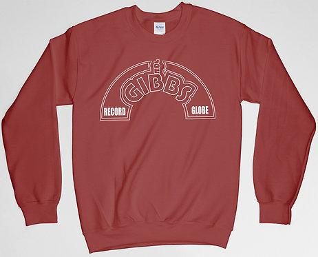 Joe Gibbs Record Globe Sweatshirt