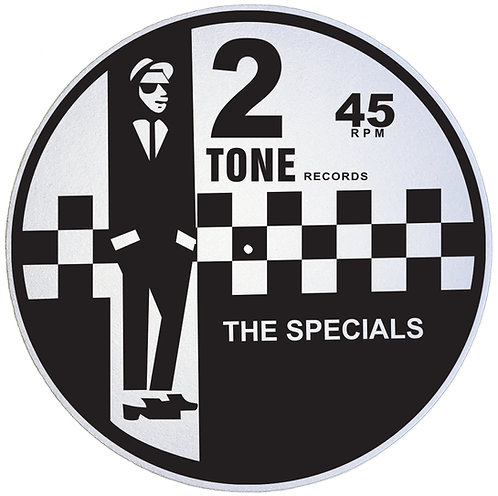 2 Tone Records Slipmats - Double Pack (2 Units)