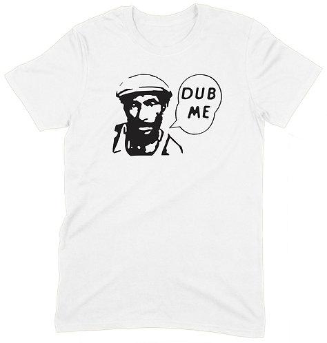 Dub Me T-Shirt - MEDIUM / WHITE  / ORGANIC STANDARD WEIGHT