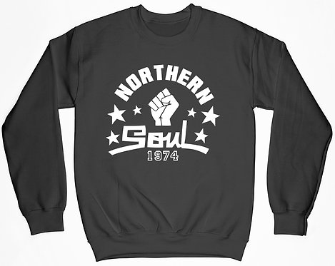 Northern Soul 1974 Sweatshirt