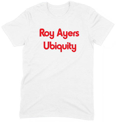 Roy Ayers Ubiquity T-Shirt