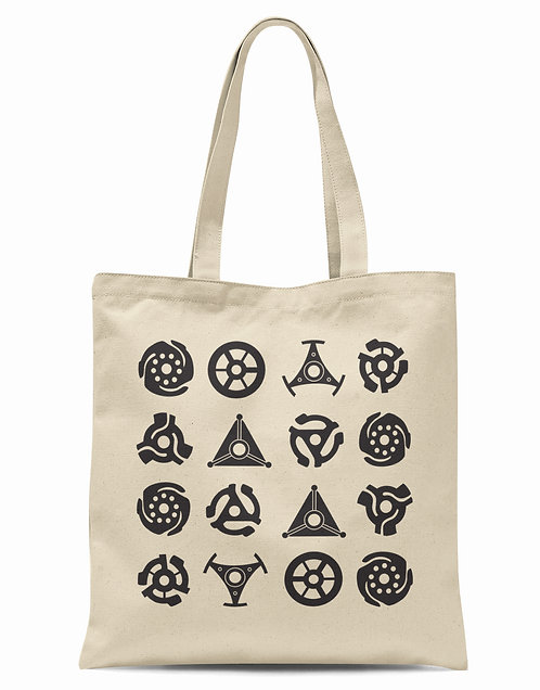 16 Adaptors Tote Bag