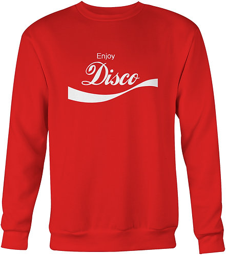 Enjoy Disco Sweatshirt