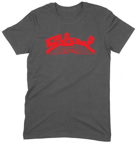 Salsoul T-Shirt - XL / CHARCOAL / ORGANIC STANDARD WEIGHT